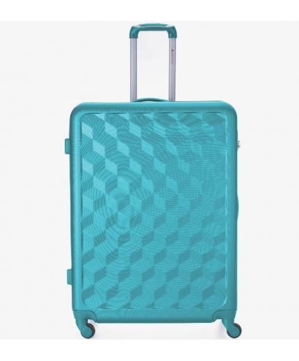 Cestovní kufr AEROLITE T-335/3-70 ABS - aqua - 2. jakost