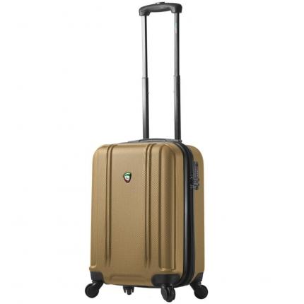Kabinové zavazadlo MIA TORO M1210/3-S - zlatá - 2. jakost