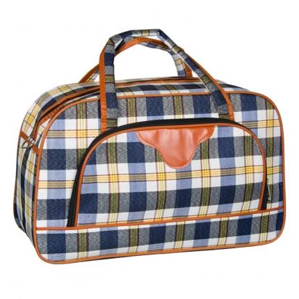 Cestovní taška REAbags LL36 - modrá/žlutá - 2. jakost